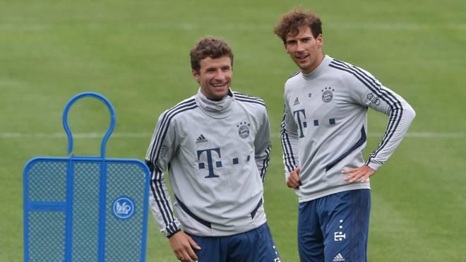 Alle Coronatests beim FC Bayern sind negativ ausgefallen