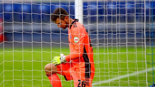Sven Ulreich kassierte mit dem Hamburger SV die erste Saisonniederlage