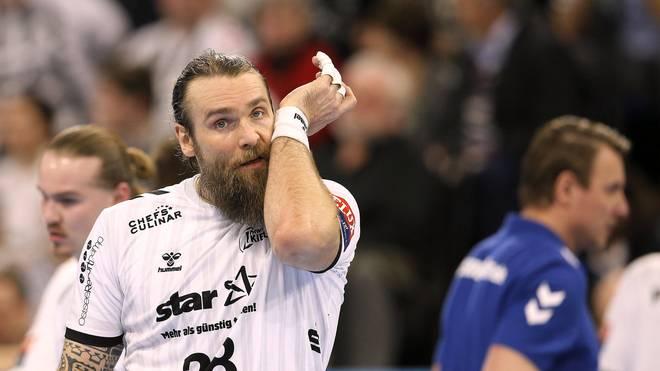 Pavel Horak bleibt dem THW Kiel ein weiteres Jahr erhalten