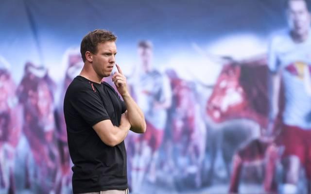 Julian Nagelsmann muss beim Finalturnier auf Timo Werner verzichten
