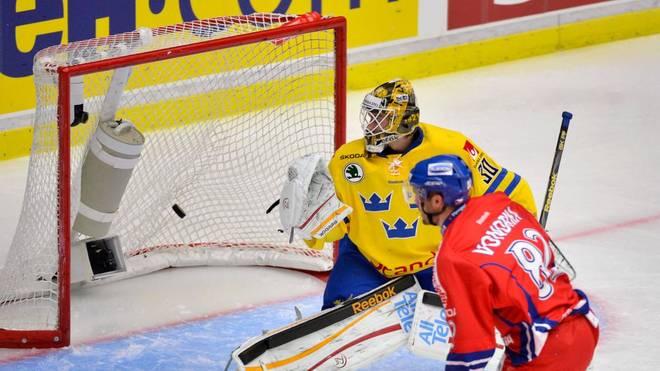 Goalie Joacim Eriksson wechselt nach Schwenningen