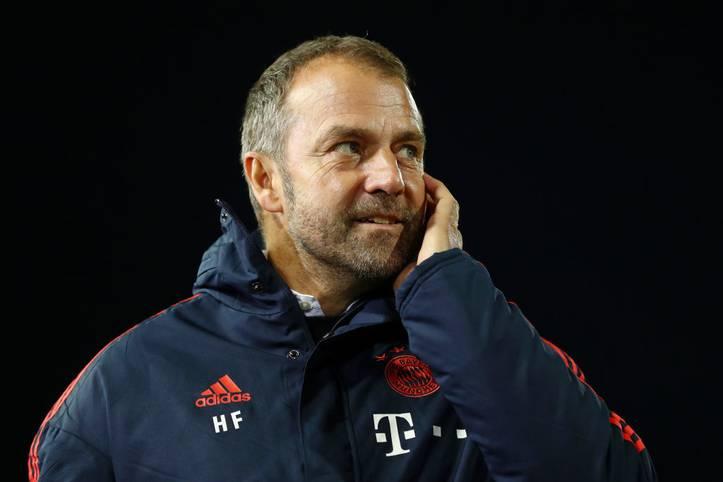Neuer Trainer, neue Sitten. Beim FC Bayern gilt das auch für das Mittelfeld, denn unter Hansi Flick hat sich im Zentrum eine neue Hierarchie gebildet