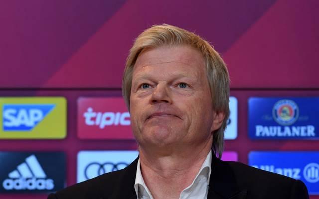 Oliver Kahn ist seit Jahr Vorstandschef des FC Bayern München