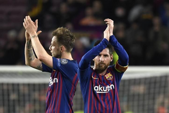 Der FC Barcelona kann dank Lionel Messi und Marc-André ter Stegen bereits fürs Finale der Champions League planen. Der FC Liverpool bricht beim 0:3 im Halbfinal-Hinspiel in der Schlussphase ein. Die Spieler in der SPORT1-Einzelkritik