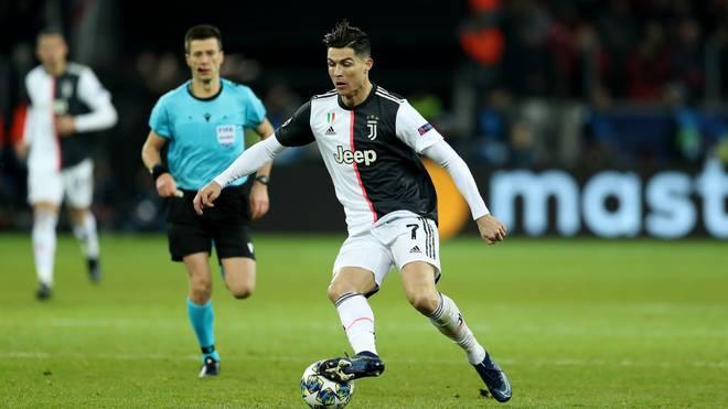 Juventus Turin und Cristiano Ronaldo empfangen im Viertelfinale der Coppa Italia den AS Rom