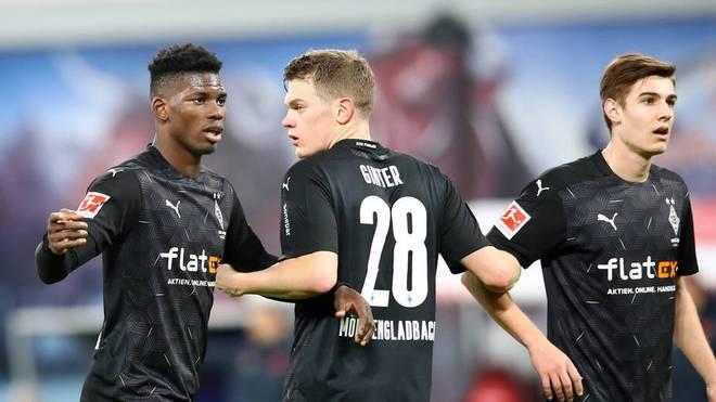 Matthias Ginter hat noch einen Vertrag bis Sommer 2022