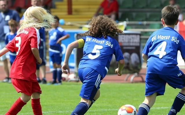 Zivkovic ist Förderin des Frauen- und Mädchenfußballs