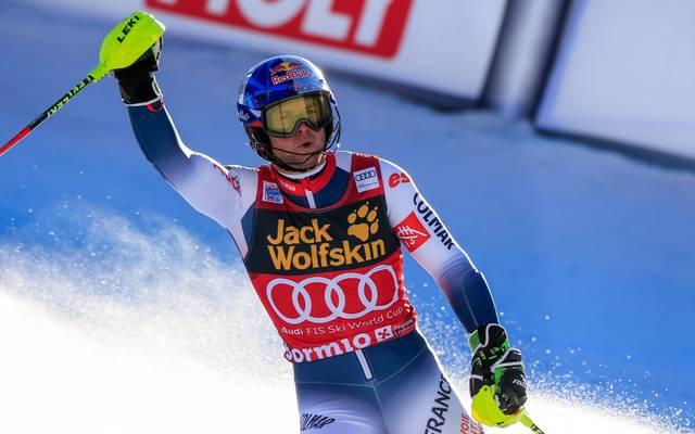Alexis Pinturault hat zum Jahresabschluss die Kombination in Bormio gewonnen