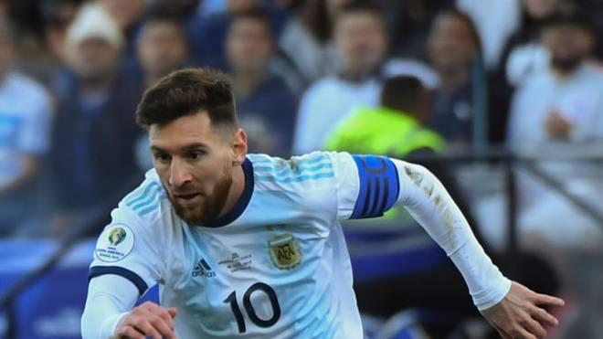 Lionel Messi wird nicht in Dortmund auflaufen