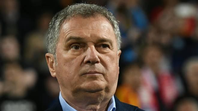 Ljubisa Tumbakovic ist nicht mehr Nationaltrainer von Serbien