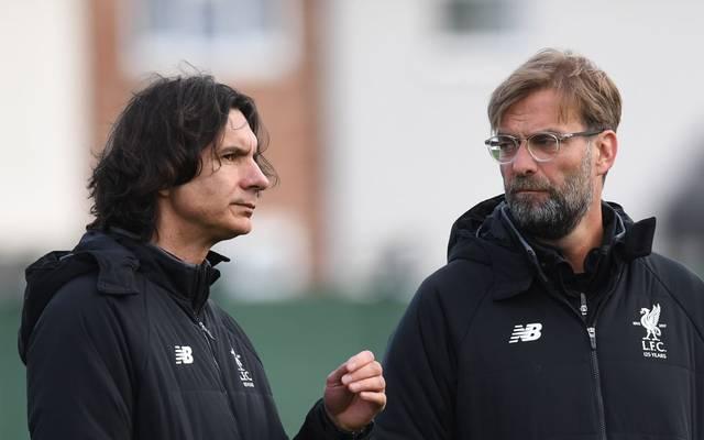 Zeljko Buvac (l.) war bis April 2018 Co-Trainer beim FC Liverpool