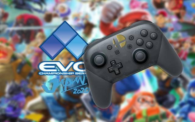 SSBU: Der Sieger der EVO Japan erhält Pro Controller - sonst nichts