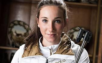 Ehre, wem Ehre gebührt, wie stellen zuerst das atemberaubende Schweizer Team vor: Aita Gasparin hat das Video auf Facebook hochgeladen. Die hübsche 20-Jährige, die fünf Sprachen spricht und auch im Geräteturnen talentiert ist, lief bislang nur ein einzige