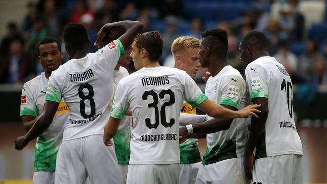 Borussia Mönchengladbach steht in der Europa League gegen Basaksehir bereits unter Zugzwang