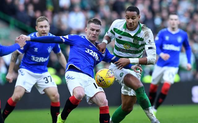 Das Duell Glasgow Rangers gegen Celtic ist DER schottische Fußball-Klassiker