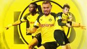 Borussia Dortmund, Talente