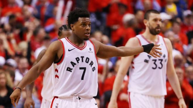 Kyle Lowry spielt seit 2012 bei den Toronto Raptors. Mit dem einzig kanadischen NBA-Team gewann er 2019 die Meisterschaft