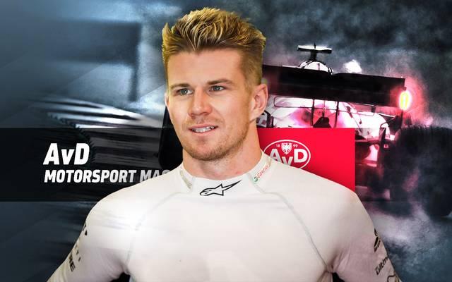 Nico Hülkenberg spricht im AvD Motorsport Magazin über sein Kurz-Comeback in der Formel 1 und seine weitere Zukunft