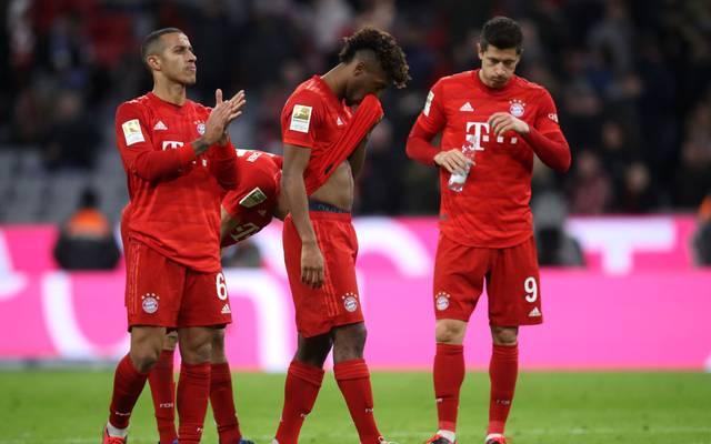 Auch Spiele des FC Bayern sind vom Verbot betroffen