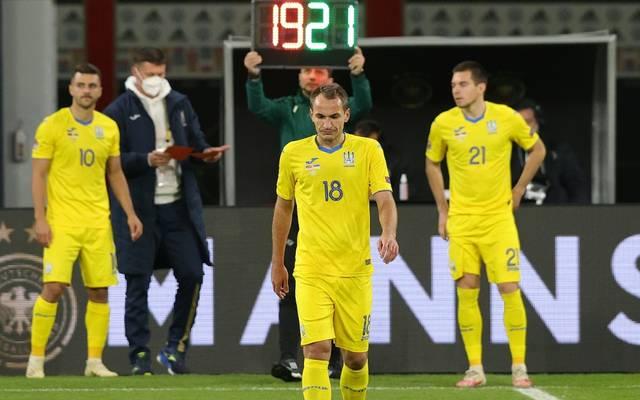 Corona: Vier weitere Spieler der Ukraine sind positiv