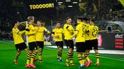 Borussia Dortmund ließ gegen Köln nichts anbrennen