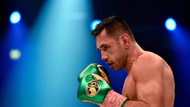 Felix Sturm bestritt 2016 seinen letzten Boxkampf
