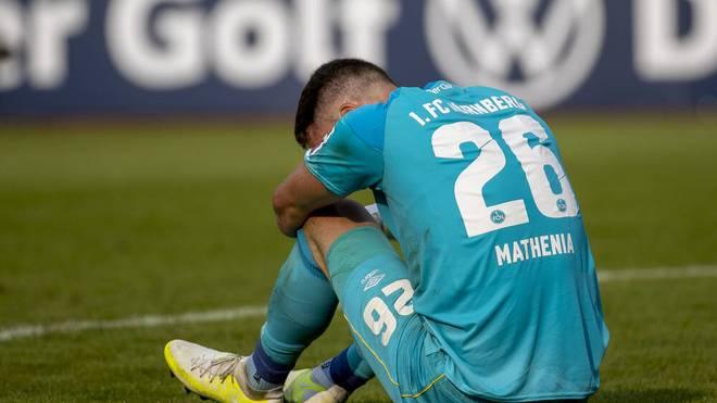 Christian Mathenia erwischte einen schwachen Start in die Saison