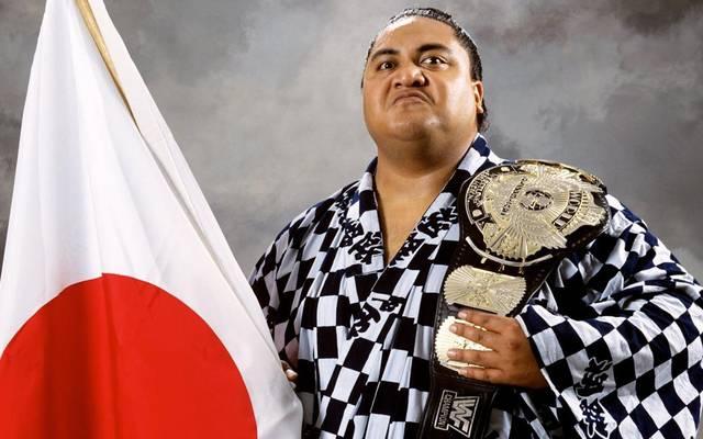 Yokozuna regierte bei WWE zweimal als Champion