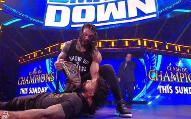 WWE SmackDown: Roman Reigns zeigt sein wahres Gesicht