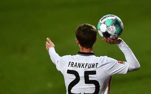 Erik Durm entwickelt sich bei Eintracht Frankfurt immer mehr zu einer tragenden Säule