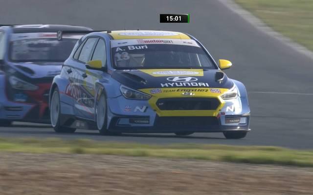 Motorsport / ADAC TCR Germany