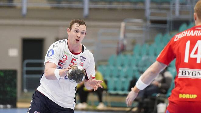 Sander Sagosen ist der Dreh- und Angelpunkt im norwegischen Spiel