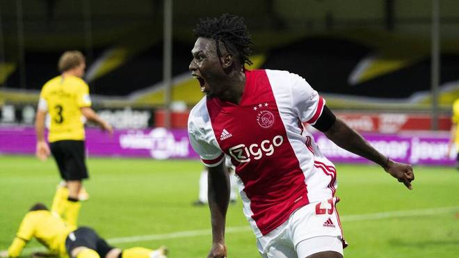 Lassina Traore erzielte gegen Venlo fünf Tore