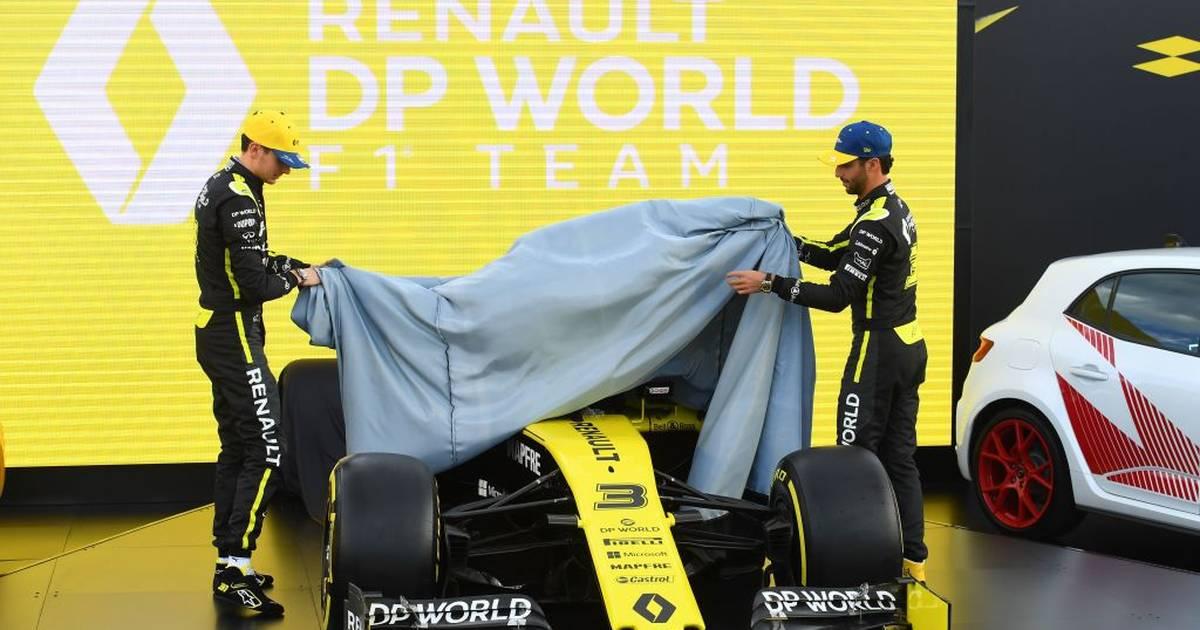 Renault bleibt Formel 1 trotz Stellenabbau erhalten