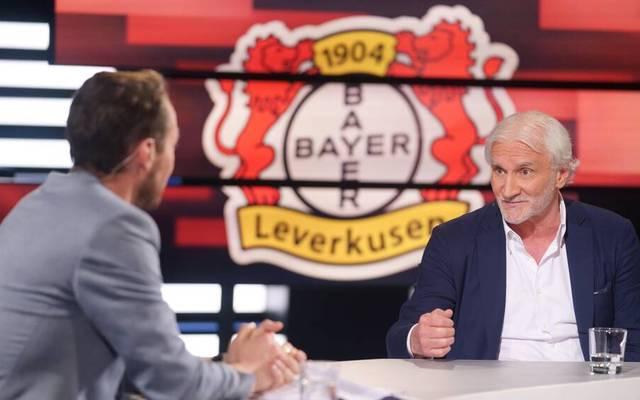 Rudi Völler hat eine klare Meinung zur Champions-League-Reform