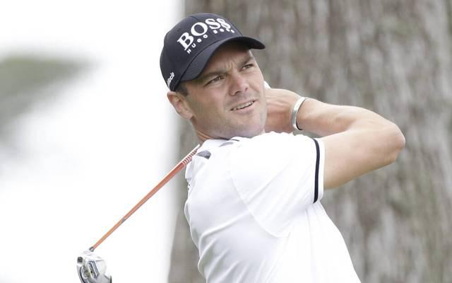 Deutschlands bester Golfer Martin Kaymer hat zum Auftakt der 120. US Open seine Topform bestätigt