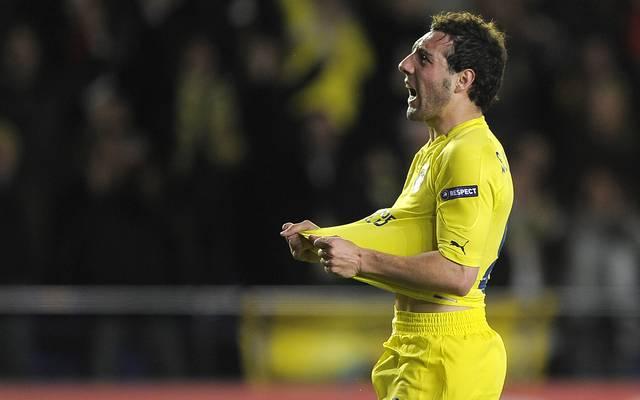 Santi Cazorla spielt seit 2018 bei Villarreal
