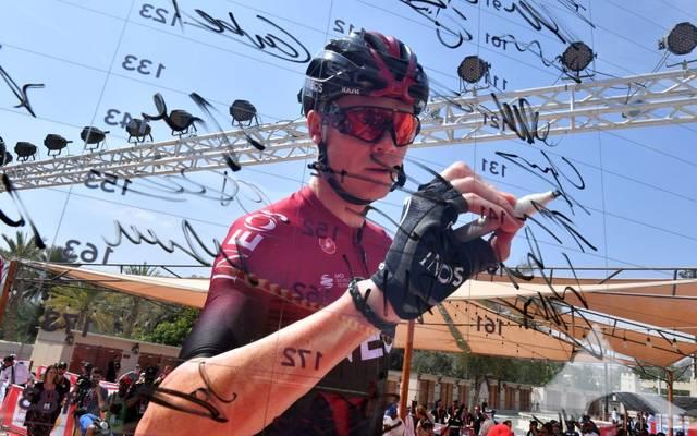 Chris Froome fährt für das Team Ineos - aber wie lange noch?