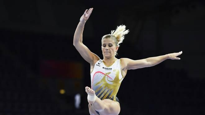 Dritte bei der EM-Qualifikation: Elisabeth Seitz