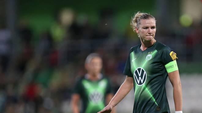Alexandra Popp bleibt dem VfL Wolfsburg treu