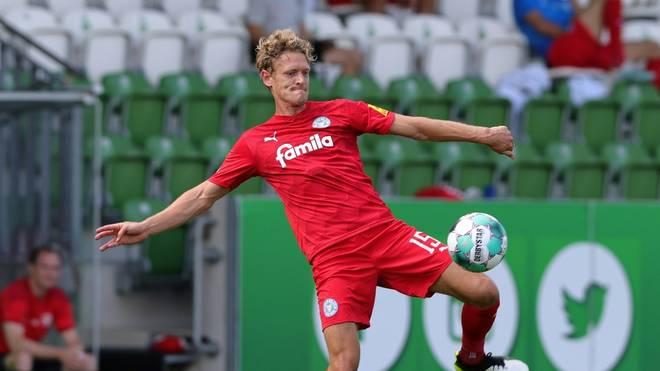 Johannes van den Bergh für zwei Spiele gesperrt