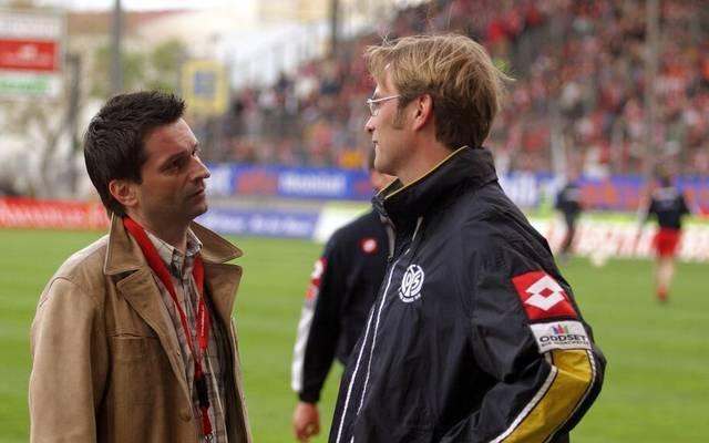 Christian Heidel machte Jürgen Klopp zum Mainzer Coach