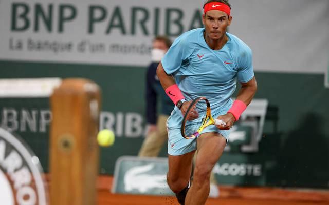Rafael Nadal wird seine Tennis-Saison noch nicht beenden