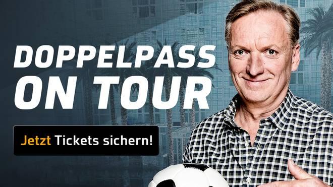 "Rudi Brückner moderiert den ""Doppelpass on Tour"""