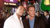 The Rock, John Cena, Batista: WWE-Wrestler als Hollywood-Filmstars