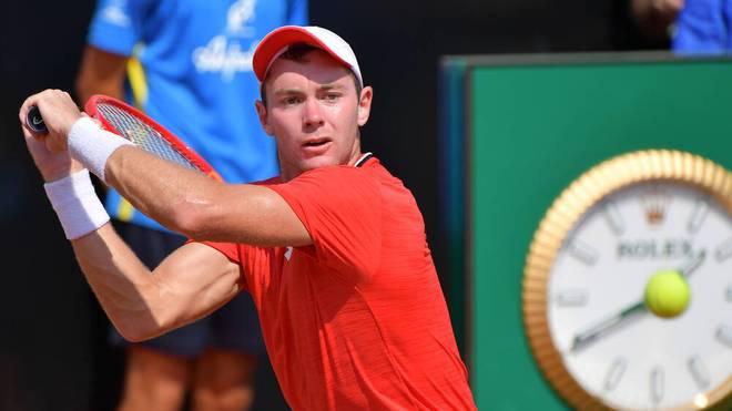Dominik Koepfer steht im ATP-Masters Viertelfinale von Rom gegen Novak Djokovic