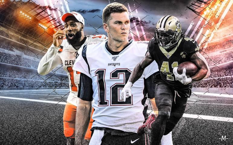 Die 100. NFL-Saison ist im vollen Gange. Außerdem haben viele Superstars ein neues Zuhause gefunden und dann gibt es noch die Frage: Wie stark sind die New England Patriots ohne Rob Gronkowski? Das SPORT1-Powerranking mit allen 32 Teams