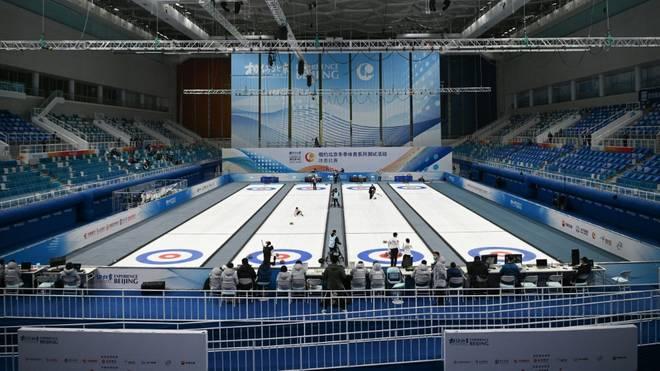 Deutsche Curler holen dritten Sieg im 10. WM-Spiel