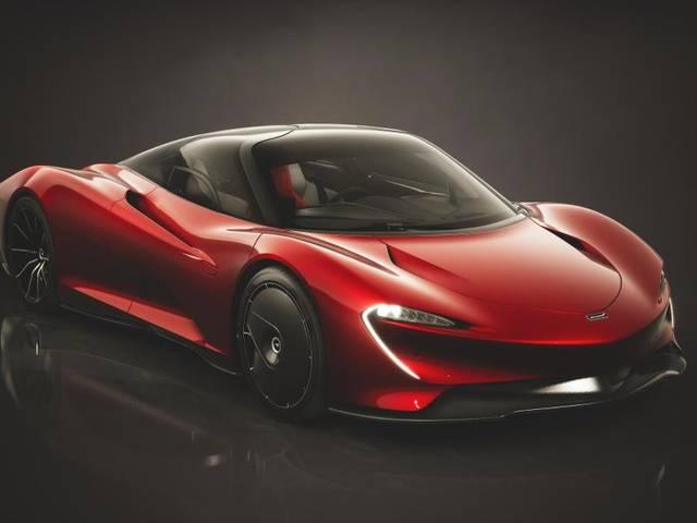 Unter den Auto-Neuheiten 2020 markiert dieser Wagen mutmaßlich das obere Ende des Preisspektrums: Der McLaren Speedtail kostet rund 2,1 Millionen Euro