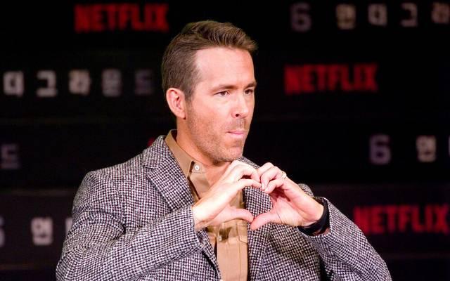 Ryan Reynolds hat ein Herz für einen unterklassigen Klub aus Wales.